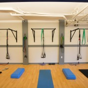 Resistance bands and Versus suspension gear