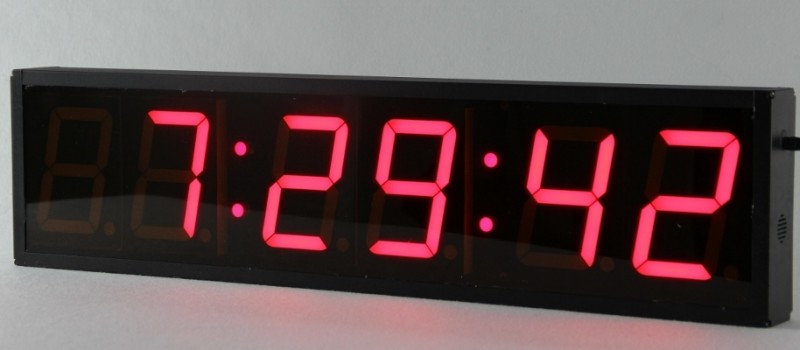 EXTRA-LARGE-4-LED-COUNT-DOWN-UP-INTERVAL-TIMER-STOPWATCH-REMOTE-CONTROL-CLOCK-Only-138-00USD